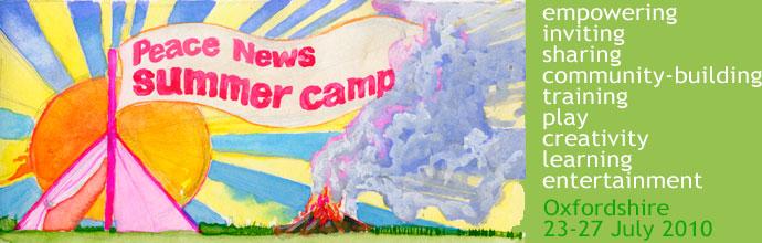 PN Camp flier