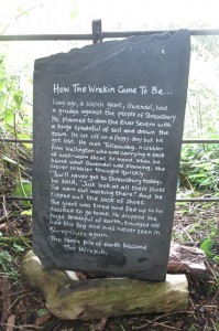 3e the story of The Wrekin